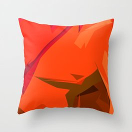 Mountain of Possibilities Throw Pillow