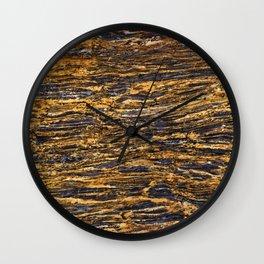 Granite Pattern 38 Wall Clock