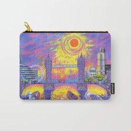 Sunset - Pool of London Carry-All Pouch