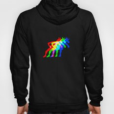 RGB Unicorn Hoody