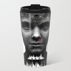 The Upside Down Metal Travel Mug