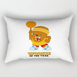 Wookie of the Year Rectangular Pillow