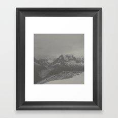 Alpine I Framed Art Print