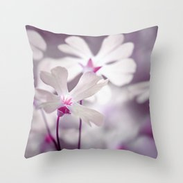 Primrose Throw Pillow