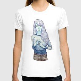 Mirror Selfie Jess T-shirt