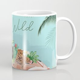Stay Wild and Free Coffee Mug