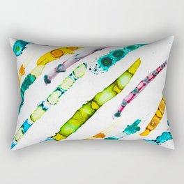 Up close Rectangular Pillow
