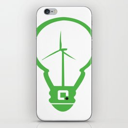 Innovative Energy: BULB iPhone Skin