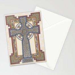 Celtic High Cross Stationery Cards