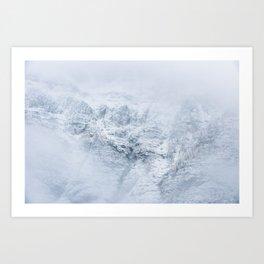 Jasper National Park (RR732) Art Print