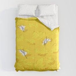 Yellow Birch  Comforters