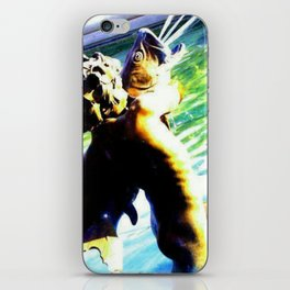Fountain of the Centaurs at Missouri Capitol iPhone Skin