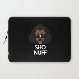 sho nuff - limited edition Laptop Sleeve