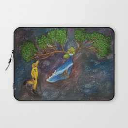 Mother Nature Leaves Laptop Sleeve