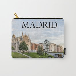 El Prado Museum. Madrid Carry-All Pouch