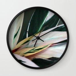 tropic of palm 6382 Wall Clock