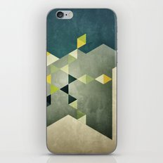 Shape_01 iPhone & iPod Skin