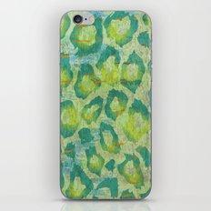 Leopard Jungle iPhone & iPod Skin