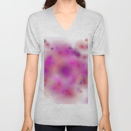 movement and stillness Unisex V-Neck