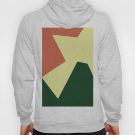 Minimalism Abstract Colors #18 Hoody