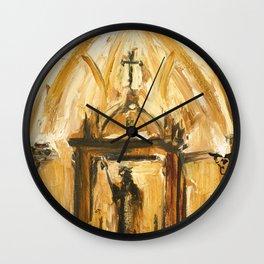 Chapel Wall Clock
