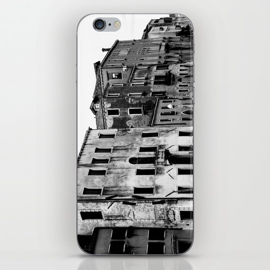 SWAMP VENICE II iPhone & iPod Skin