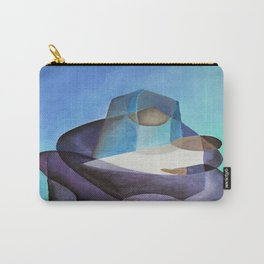 Mary and The Baby Messiah Carry-All Pouch