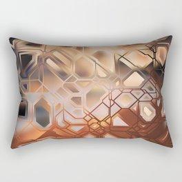 Tech Design Rectangular Pillow