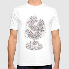 the music maker T-shirt