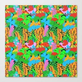 Jungle Groove Canvas Print