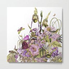 Magic Garden V Metal Print