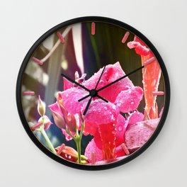 Bee Marvelous Wall Clock