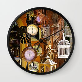 Watches and more Wall Clock