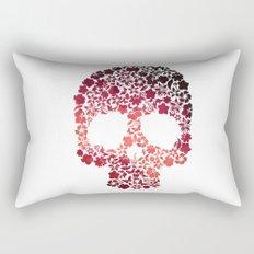 Pirate rose et blanc colors urban fashion culture Jacob's 1968 Paris Agency Rectangular Pillow