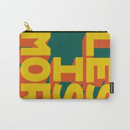 LES IS MOR Carry-All Pouch
