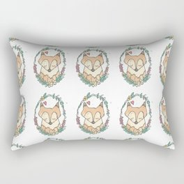 Foxy Rectangular Pillow