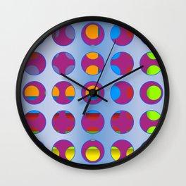 Circ 001B Wall Clock