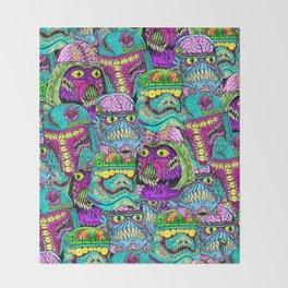 Monster Hunter Throw Blanket