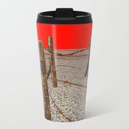 SquaRed: No Country For Musicman Travel Mug