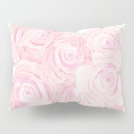 Shabby Chic Roes Pillow Sham