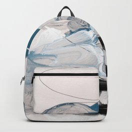abstract painting IX Backpack