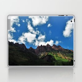 Pointing to the Sky Laptop & iPad Skin