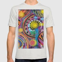 Biology of Lovers on a Rainy Night (Horizontal) T-shirt