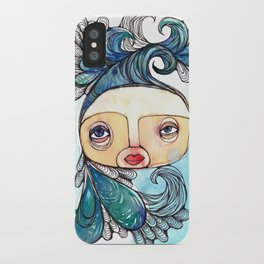 Watergirl iPhone Case