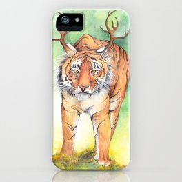 What If...?? Tigers Had Antlers! iPhone Case