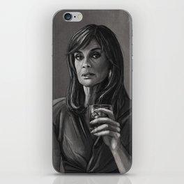 DALLAS - SUE ELLEN EWING iPhone Skin