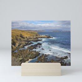 North Coast. Mini Art Print