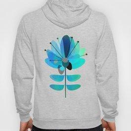Die Blaue Blume Hoody