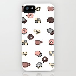 SWEETS01 iPhone Case