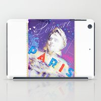 posters iPad Cases featuring Paris Posters - Napoleon by G_Stevenson